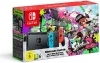 Konsola Nintendo Switch Neon Red/Blue Czerwono Niebieska Splatoon 2 Edition